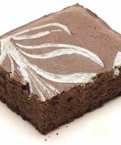 black out brownie