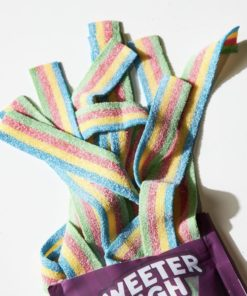 SWEETER HIGH RAINBOW BELTS